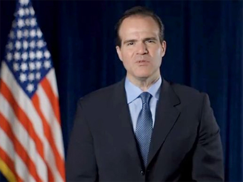 EE.UU. no hará otra reunión sobre acuerdo migratorio hasta que incluyan a Giammattei