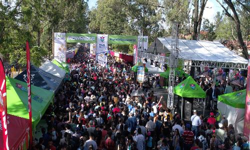 Feria de Jocotenango en Guatemala