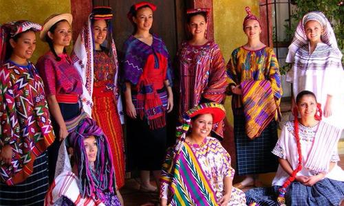 Importancia del traje indigena de Guatemala