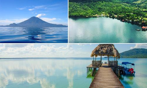 Conoce los 5 lagos más grandes de Guatemala