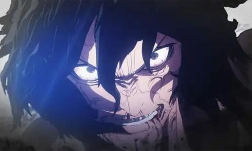 Kengan Ashura temporada 3 por Netflix