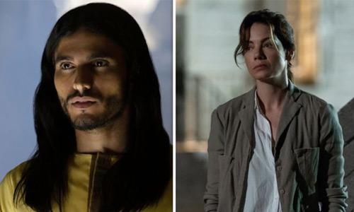 Messiah - Actores y personajes