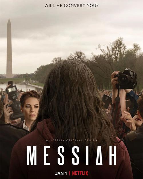 Messiah - Temporada 1