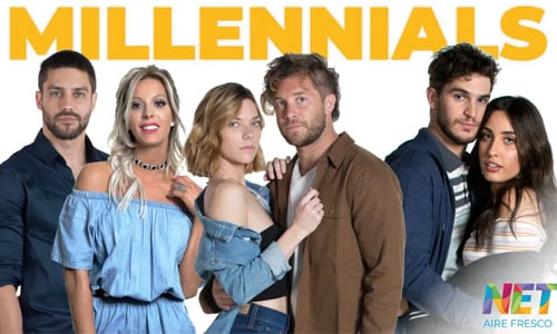 Millenials temporada 3 por Net TV y Netflix