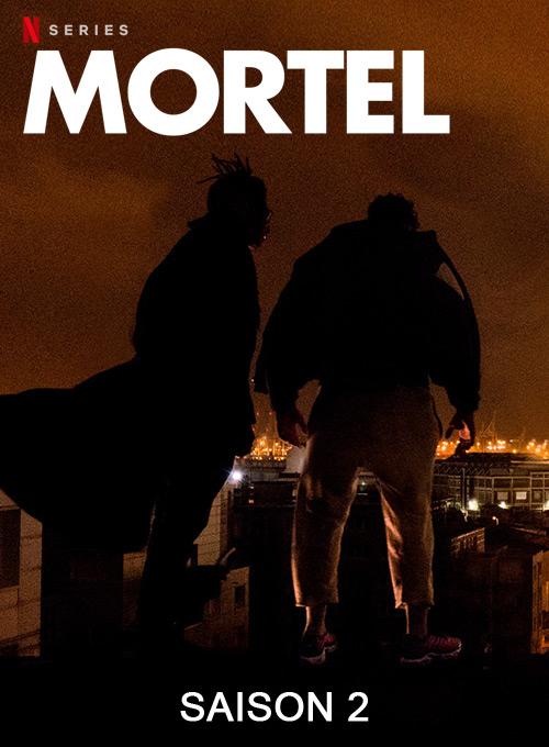 Mortal - Temporada 2 (Netflix)
