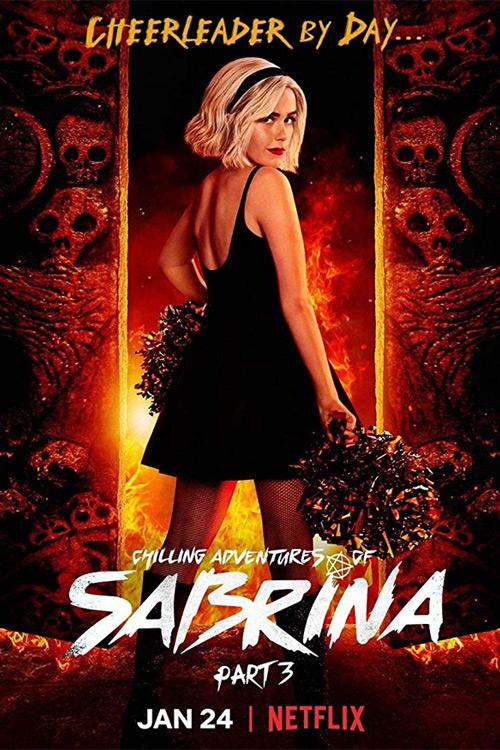 El Mundo Oculto de Sabrina - Temporada 3