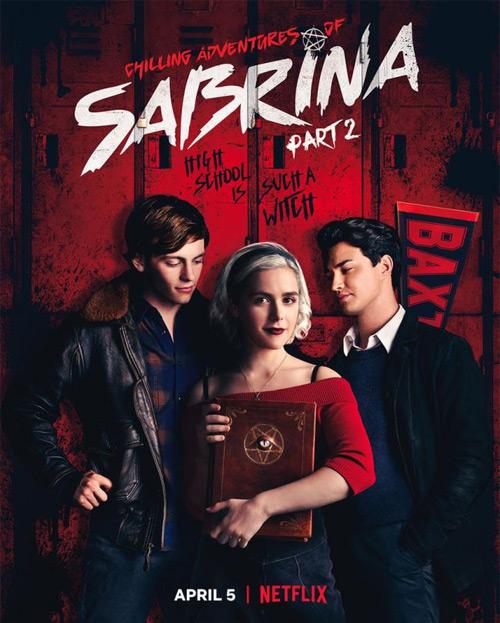 El Mundo Oculto de Sabrina - Temporada 2