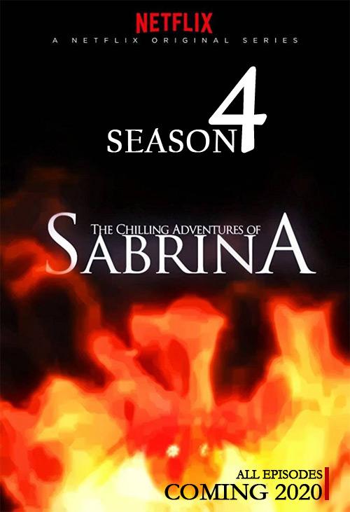 El Mundo Oculto de Sabrina - Temporada 4