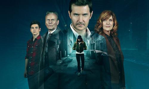 Personajes de la serie The Stranger
