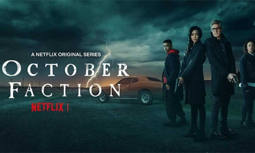 October Faction temporada 2 en Netflix