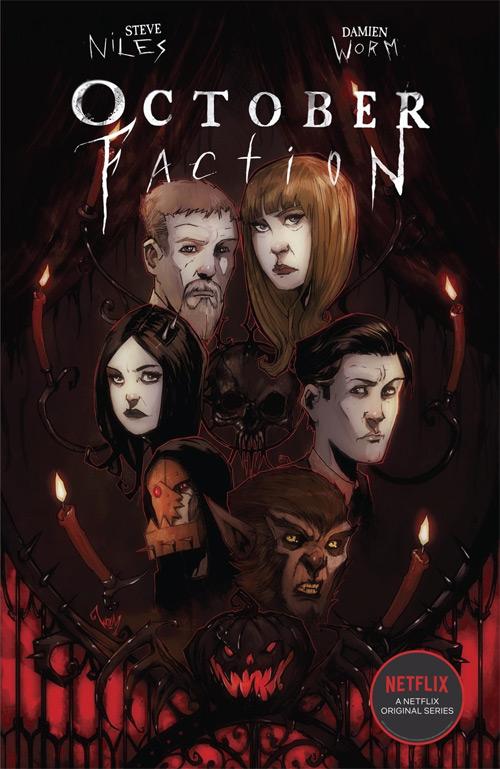 October Faction - Temporada 1