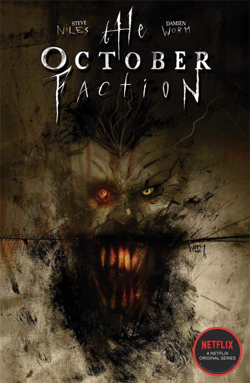 October Faction - Temporada 2