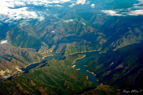 Río Chixoy, Guatemala