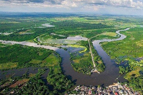 Río La Pasión, Guatemala