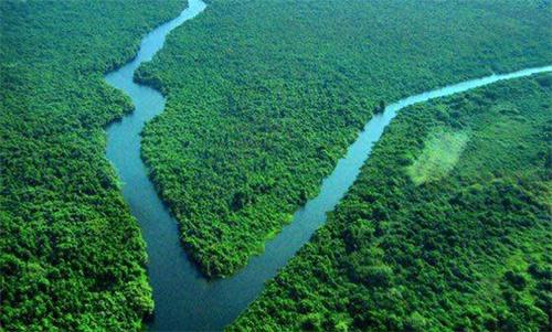 Río Polochic, Guatemala