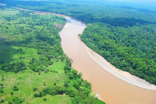 Río Usumacinta, Guatemala