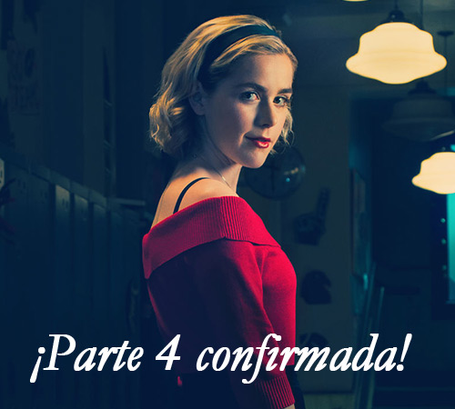 Sabrina 4 confirmada