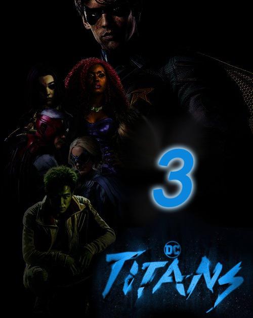 Titans - Temporada 3