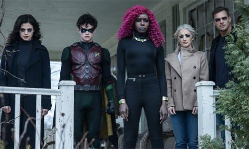 Explicacion de la serie Titans - Temporada 2