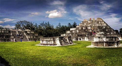 Parque Arqueológico Ruinas de Zaculeu