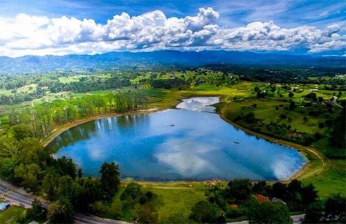 Laguna de Lemoa en Quiché