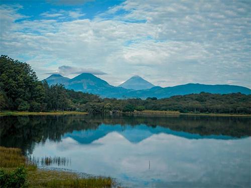 El Parque Nacional Laguna del Pino en Santa Rosa