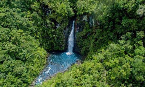 Reserva natural Ram Tzul en Guatemala