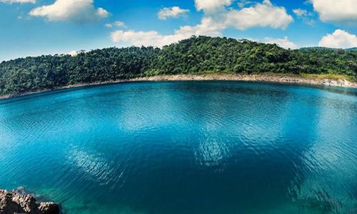 Laguna Maxbal, Huehuetenango