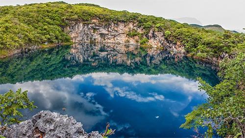 Cenotes de Candelaria, Guatemala