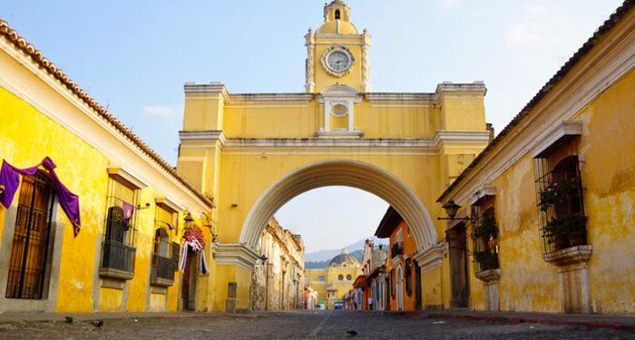 Arco Santa Catalina - Antigua Guatemala