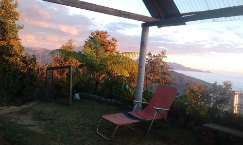 Vista desde Casa Yolanda
