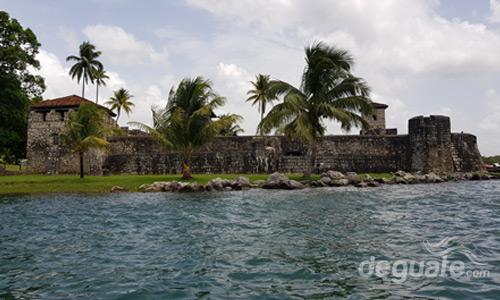 Castillo San Felipe Lago de Izabal