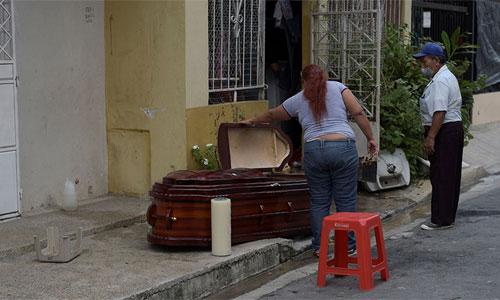 Datos reales de muertes por Coronavirus en Guatemala