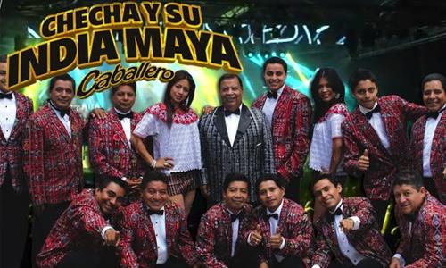 Checha y su India Maya - Historia