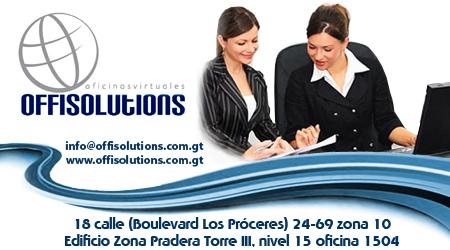 Oficinas Virtuales en Guatemala