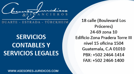 servicio de abogados y notarios en Gautemala