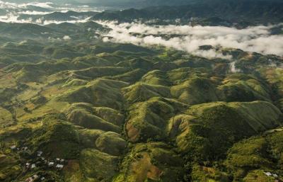Montañas de Senahú, Alta Verapaz