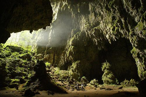 Cuevas de Bombil Pek