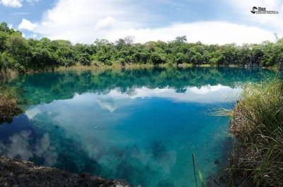 Foto de los Cenotes de Candelaria