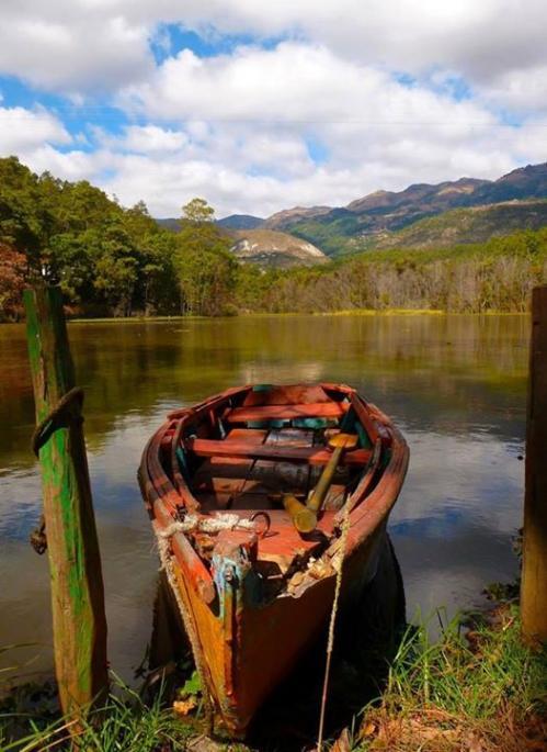Foto de Laguna de Ocubina, Huehuetenango