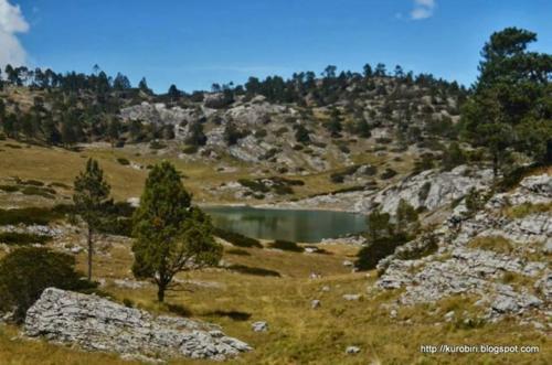 Foto de Laguna Ordoñez, Huehuetenango