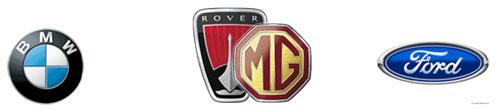 En 2005, BMW vende la marca MG- Rover, a la Ford Motor Company