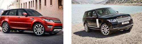 Land Rover Range Rover Evoque  - Land Rover Range Rover 2013