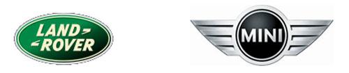 Logo Land Rover - Logo del Mini Cooper