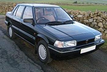 Rover 200 Series (SD3) 1984