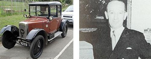 Rover 8, 1920   Jack Sangster