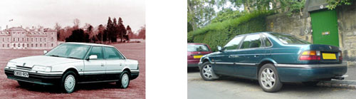 Rover 800/Sterling/ 825/827, 1986 -   Rover 800, 1995