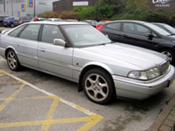 Rover 800 Vitesse, 1999