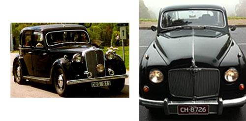 Rover P3, 1948  -  Rover P4, 1950