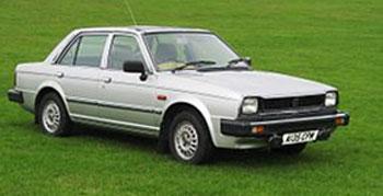 Triumph Acclaim 1981